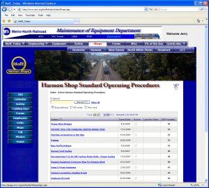 Harmon Standard Operating Procedures
